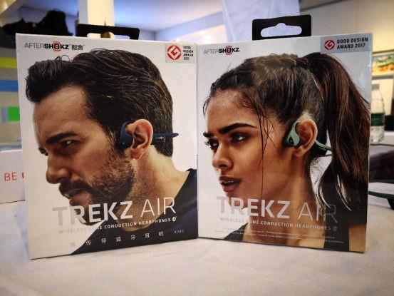 Trekz Air骨传导耳机新色上市
