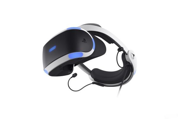支持HDR传输,新版PSVR明天起香港上市售2988港元起