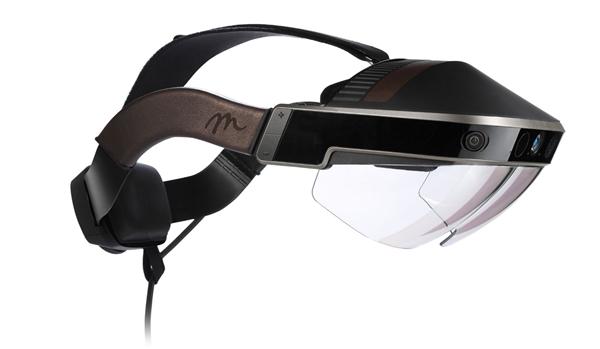 戴尔宣布2月在官网出售Meta 2 AR眼镜:价格近万