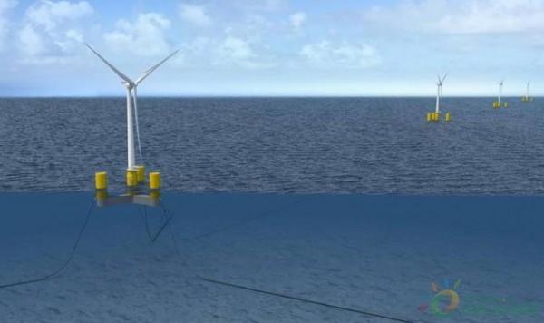 广东省首个海上风电项目已完成工程总体进度56%