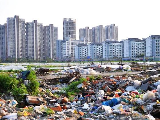 """河南:城市垃圾处理""""快步走"""" 位居全国前列"""