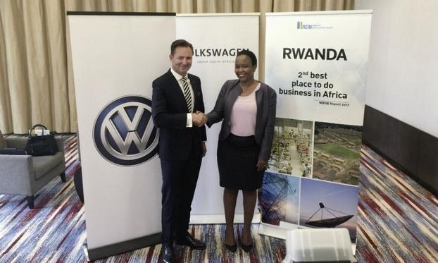 大众将在卢旺达生产Polo和帕萨特