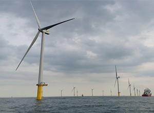 Arkona风电场第二个施工阶段提前完成