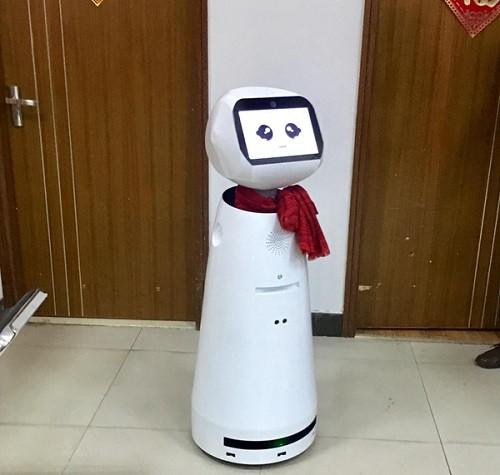 """""""人工智能""""进社区解答居民难题"""