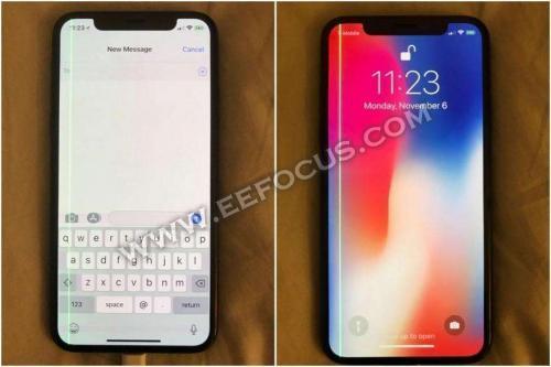 iPhoneX被曝年中或停产,iPhone X问题大汇总