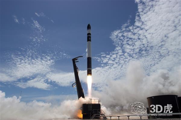 世界第一!Rocket Lab从新西兰基地发射3D打印电子火箭