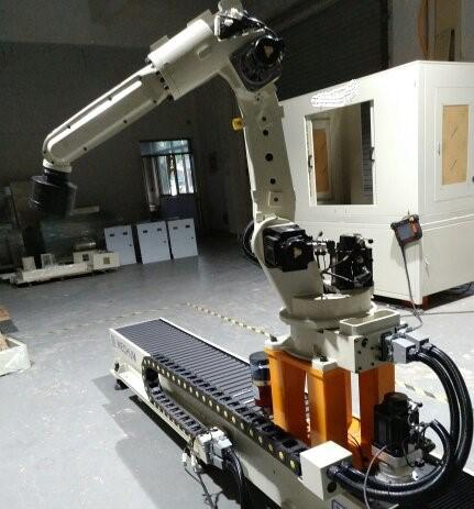 电路板三连板机器人抓手