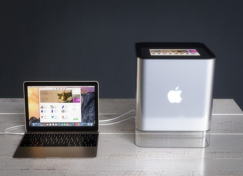 """苹果3D打印机获""""全彩3D打印系统""""专利"""