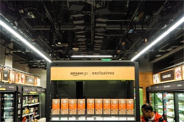 亚马逊无人商店开放 冲击美国便利店模式