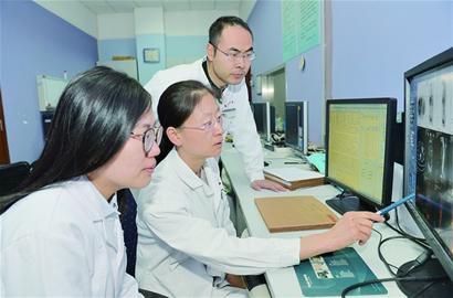 应用生命雷达识肿瘤