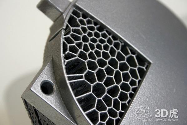 3D打印技术可极大减轻扫描仪和望远镜重量