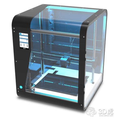 CEL UK推出构建尺寸更大的RoboxPRO 3D打印机
