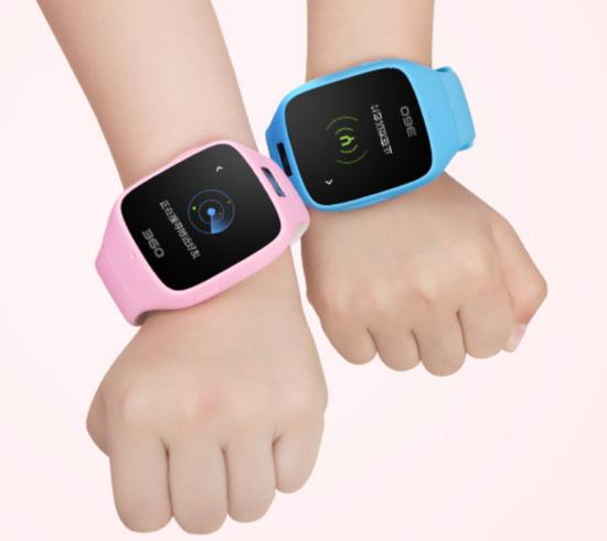 360儿童智能手表:春节送給孩子最好的守护