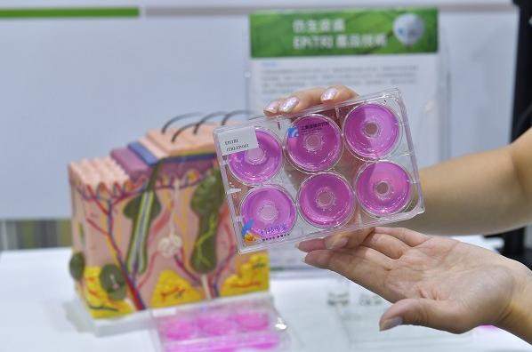 3D打印人体皮肤可实现自然色素沉着