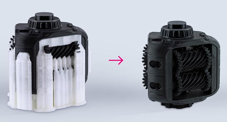 ZORTRAX公司推出新型,弹性,灵活和方便的3D打印耗材