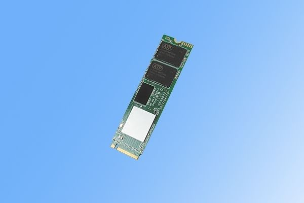 3D MLC闪存!ATP工业级M.2 SSD:可达2540MB/s