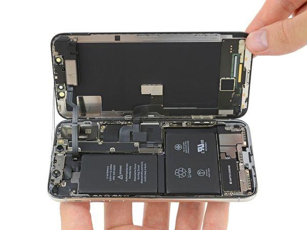 2018款iPhone X将配备更大容量的L形电池!