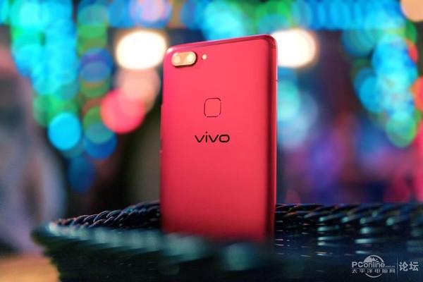 vivoX20全面屏手机:超大屏幕 视觉效果更加饱满