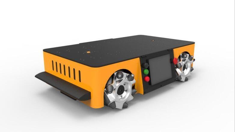 一文览尽AGV的技术、应用及国产代表