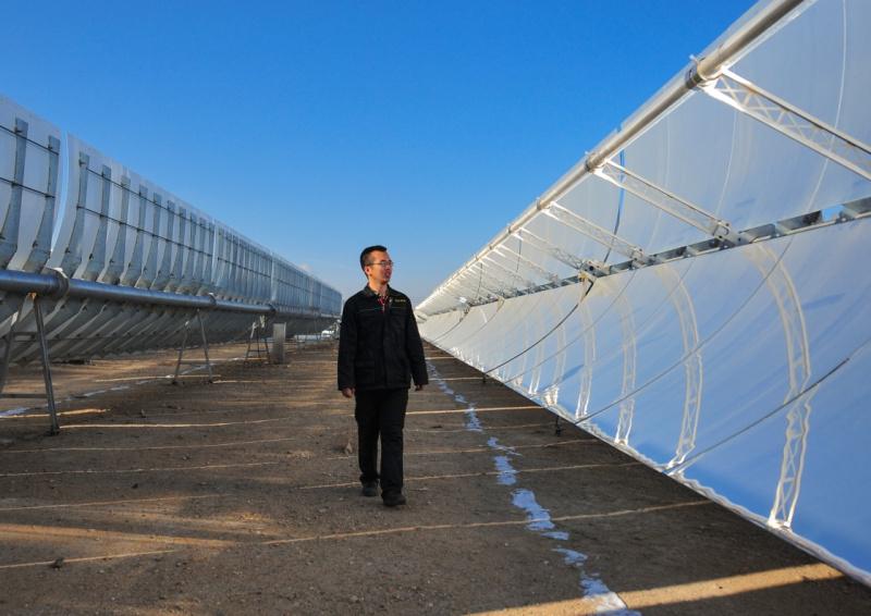 内蒙古包头:太阳能供热引领城市绿色发展