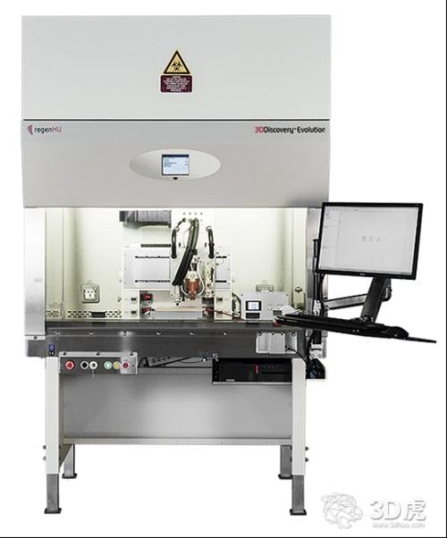 RegenHU联合Wako Automation推动药物发现和生物3D打印