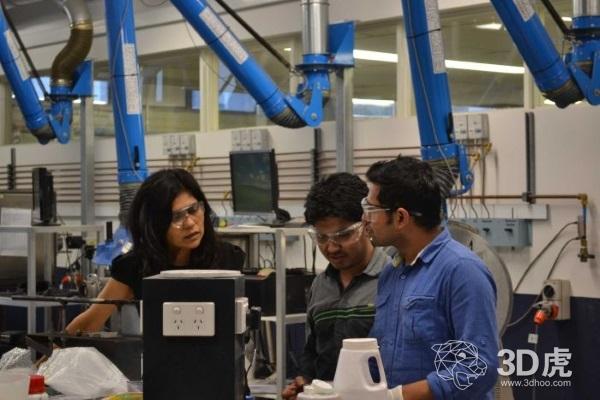 """澳大利亚科学家开发出将电子废物转换为3D打印线材的""""微型工厂"""""""