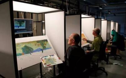 世界首部油画电影 三星LED电影屏能否还原梵高杰作