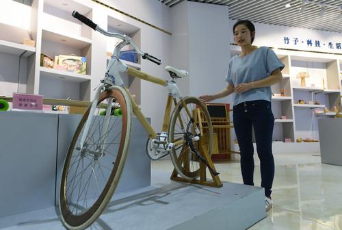 中国竹子因环保获得新生 或将解决1000万人就业