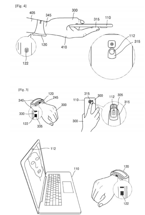 三星新专利:通过用户的血液流动模式来验证身份
