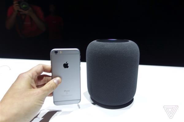 2230元买吗?苹果HomePod播放音乐比LED灯泡功耗还低