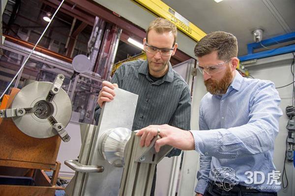 冷喷涂3D打印工艺开辟出电动机磁体的新设计可能性