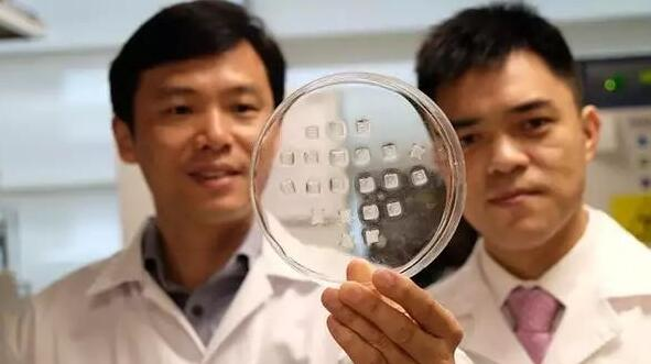 科学家研究出基于微针技术的减肥贴