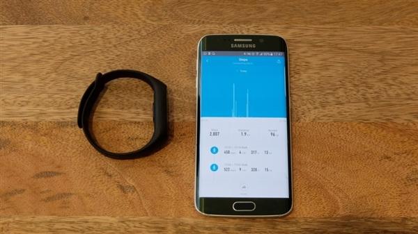 小米手环2正式亮相:配OLED屏