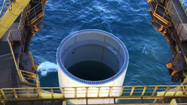 1.2GW:世界上最大的海上风电场Hornsea开建
