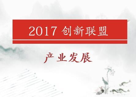 2017年产业创新联盟成立 助推行业稳步发展
