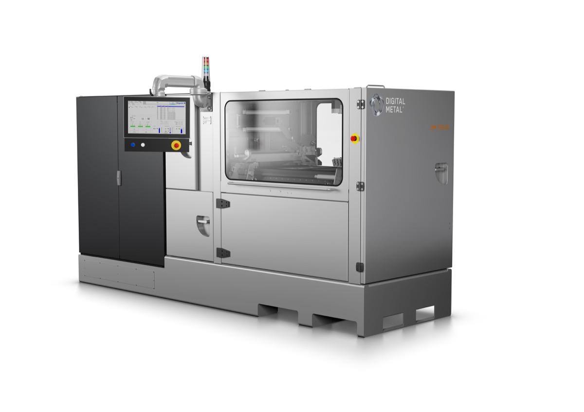 Digital Metal扩大运营 其DM P2500 3D打印机生产能力翻番