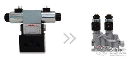 Aidro使用金属3D打印来改善液压元件