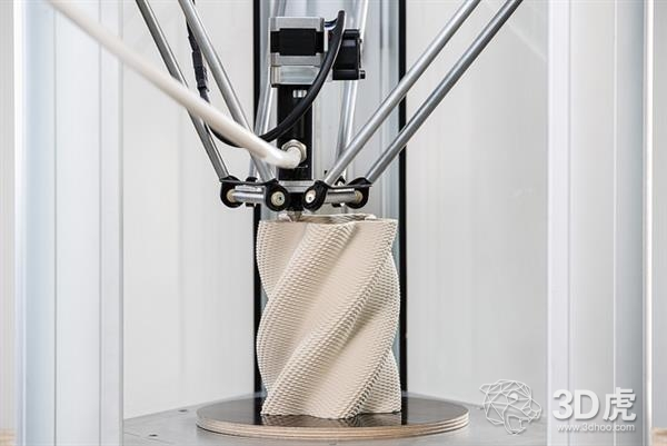 WASP推出可打印高品质陶瓷部件的Delta WASPclay 3D打印机