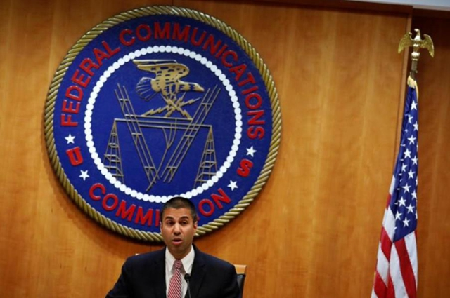 特朗普安全团队提议美国5G网络国有化 FCC表示反对