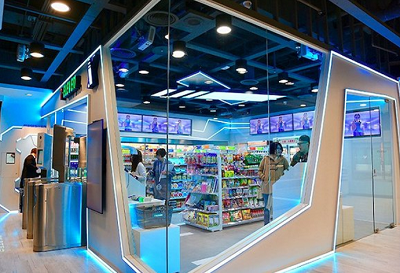 """7-ELEVEN也要开无人便利店了,首店落地台湾名为""""X-Store"""""""