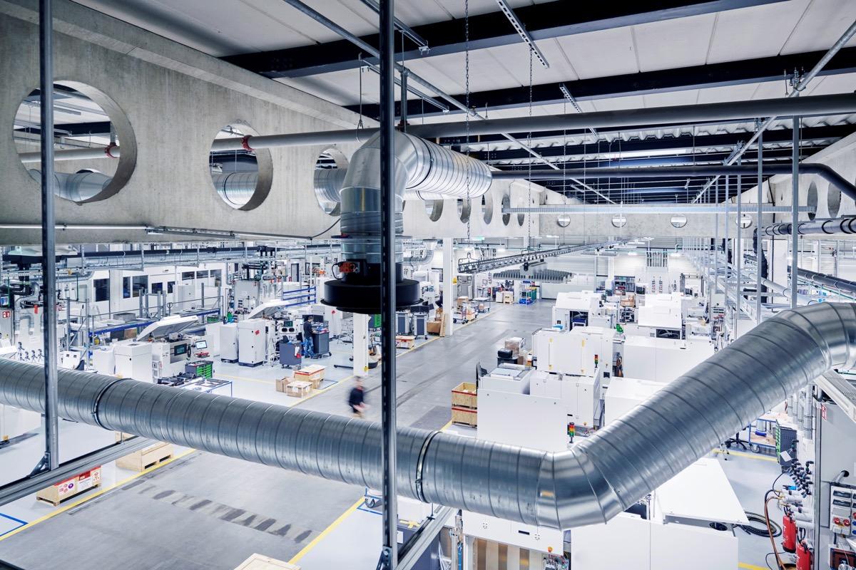 EOS搬迁到慕尼黑西部新工厂,AM系统年生产能力将扩展至1,000