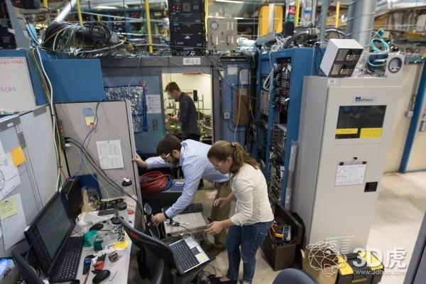 科学家利用X射线研究金属3D打印产生缺陷的原因