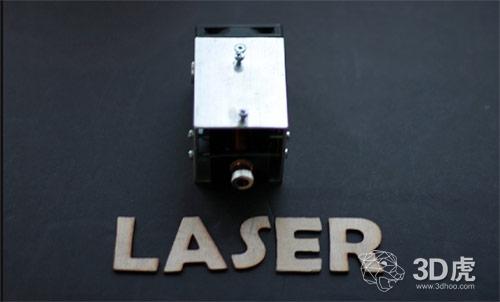 Endurance Lasers推出将3D打印机变成激光切割机的附件