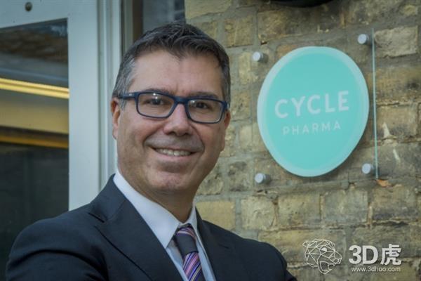 Cycle Pharma:3D打印的孤儿药将在未来2-3年内上市