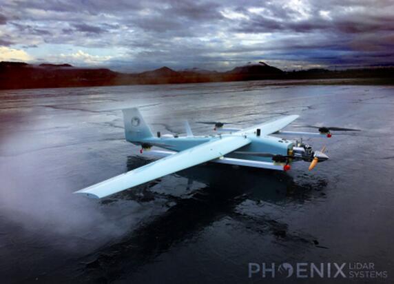 看似不切实际的LiDAR 却在悄然改变航空测绘行业的游戏规则