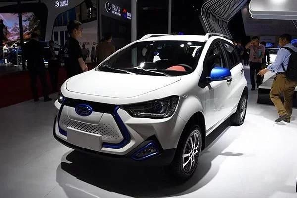 江淮2018年将推5款电动汽车 欲挑战比亚迪北汽和吉利