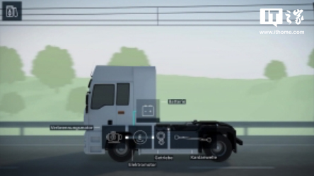 可变道电轨:西门子推出首条电子公路