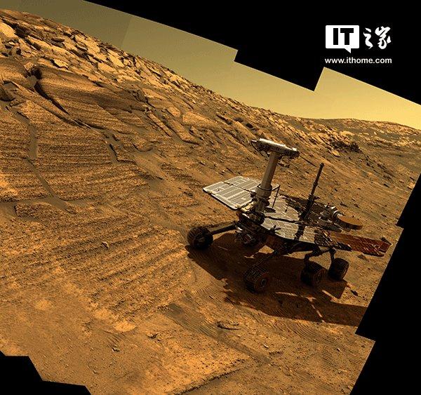"NASA""机遇号""已在火星走过14个年头:原计划用90天"