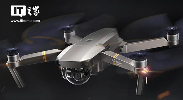 传大疆第二代Mavic Pro无人机相机将采用1英寸传感器