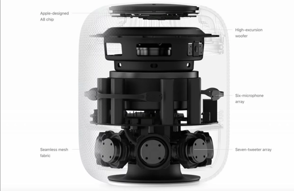HomePod不在华首发?苹果玩智能音频可要掂量